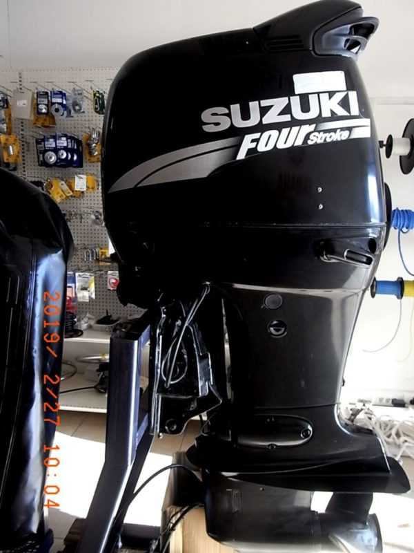 DF140.2667 - MOTEUR SUZUKI DF 140 INJECTION