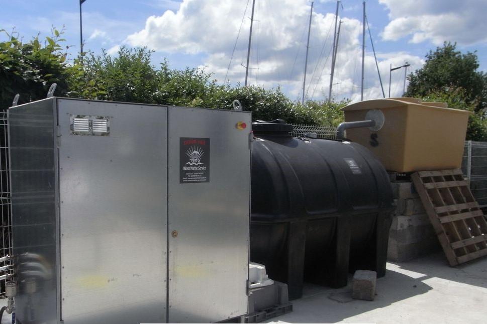 DOUR - Dépollution eaux usées – Dour 180