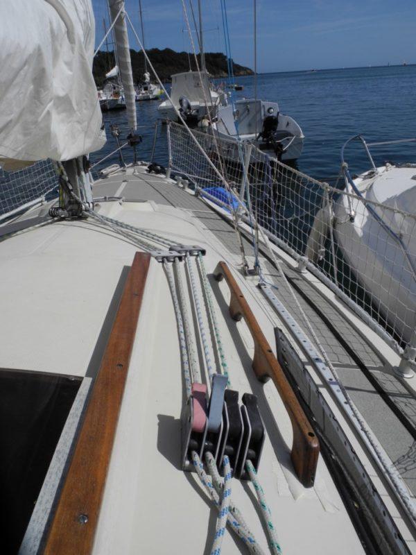 Triskell3 Tribord Av 1 - VOILIER ETAP 23