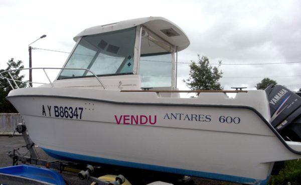 antares2762 1 1 - ANTARÈS 600 HB - BÉNÉTEAU