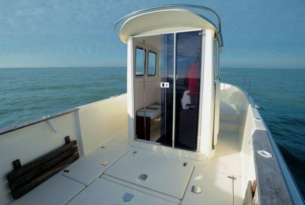 guymarine700 cockpit 1 - ANTIOCHE 700 chalutier