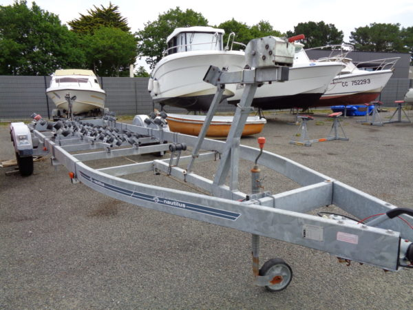 DSC00227 - Remorque bateau occasion