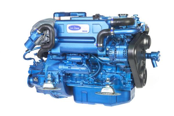 SM82 001 l - Moteur inboard Solé Diesel MINI SM 82