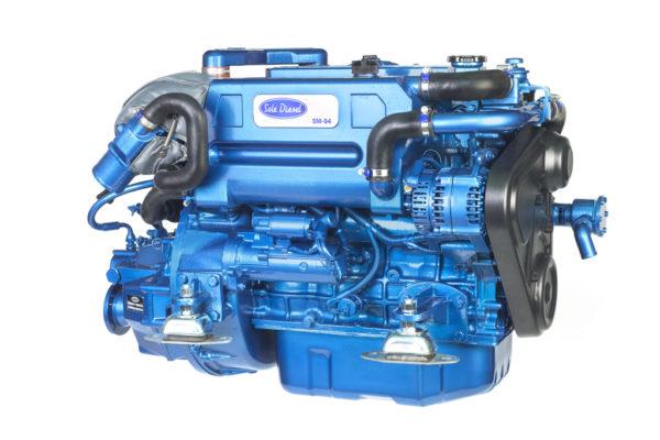 SM94 001 l - Moteur inboard Solé Diesel MINI SM 94