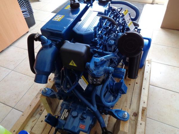 mini44.291 - Moteur inboard SOLÉ DIESEL Mini 44