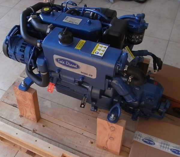 moteursolemini29 3020 - Moteur inboard Solé diesel MINI 29
